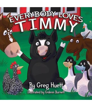 Big Country Toys Everybody Loves Timmy Book