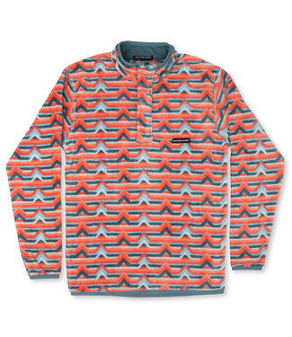 Southern Marsh Moab Stripe Pullover