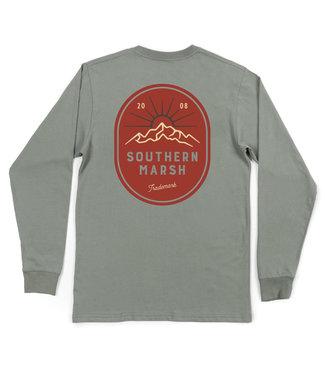 Southern Marsh Branding Mountain Rise Tee