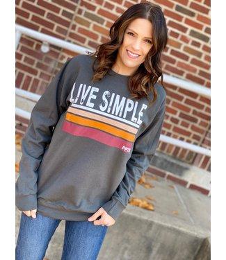 Prickly Pear Live Simple Sweatshirt