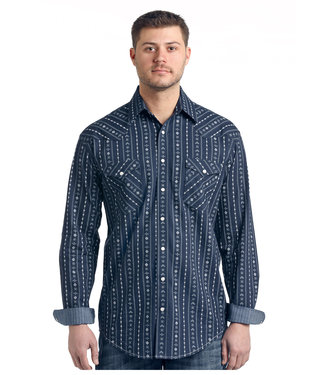 Panhandle Slim R0S3173 MENS LS SNAP