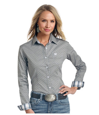 Panhandle Slim R4B3200 LADIES LS BUTTON