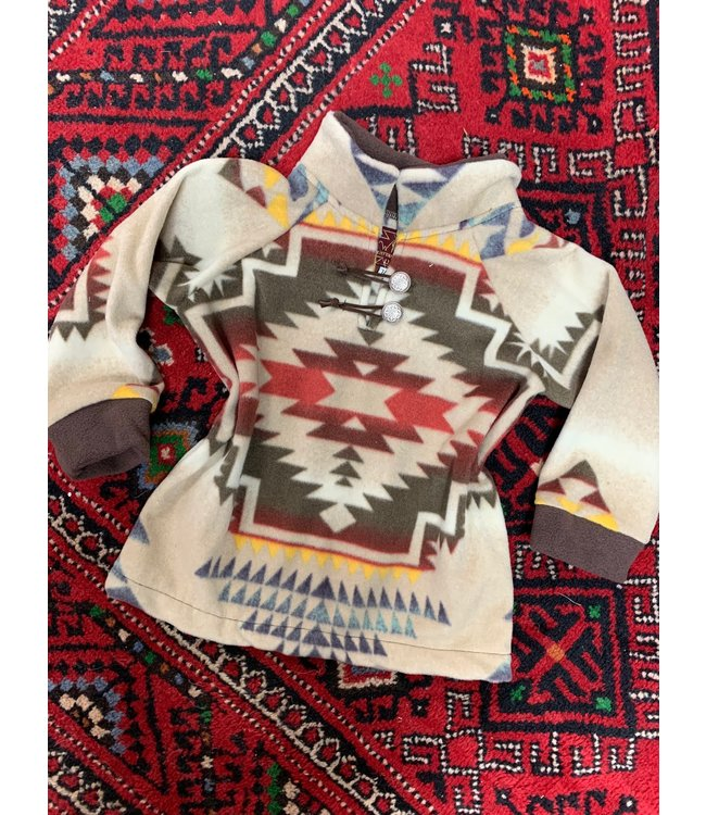 Western Wits Youth Desert Morning Pullover