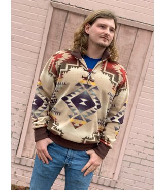 Western Wits Desert Morning Pullover