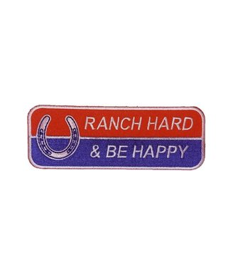 Dale Brisby Ranch Hard Patch