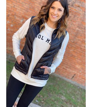 Diamond T Outfitters Cool Mom Sweater