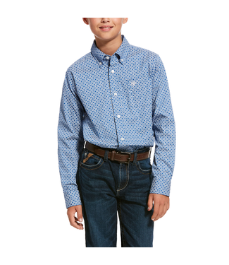 Ariat Intl Uchino Youth Shirt 10028157