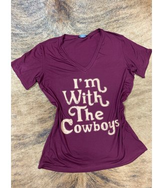 Diamond T Outfitters The Cowboys Tee