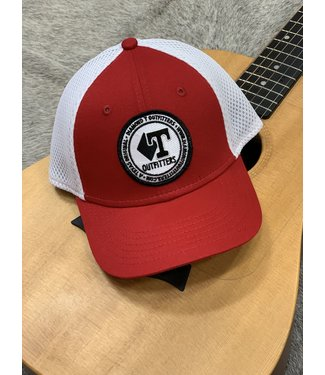 Diamond T Outfitters Red Circle DTO Cap