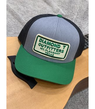 Diamond T Outfitters The Track Cap
