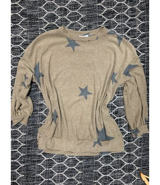 First Love Seeing Stars Sweater