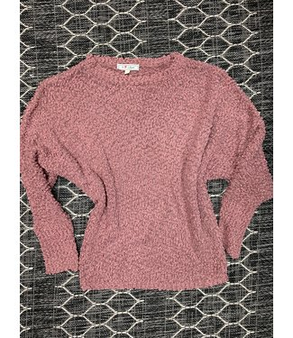 it closet Isn't it Mauve Sweater