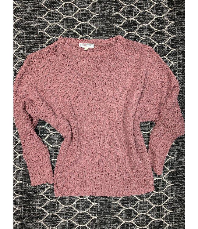 it closet Isn't it Mauve Sweater