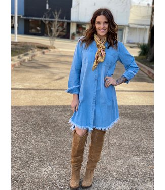 Diamond T Outfitters Forever Denim Dress