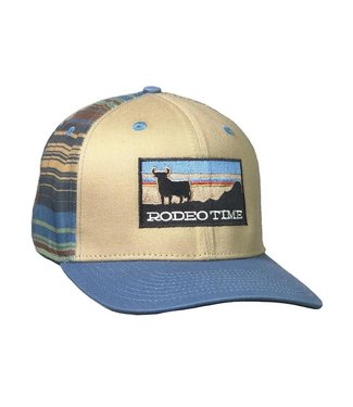 Dale Brisby Rodeo Time Sunset Serape Cap