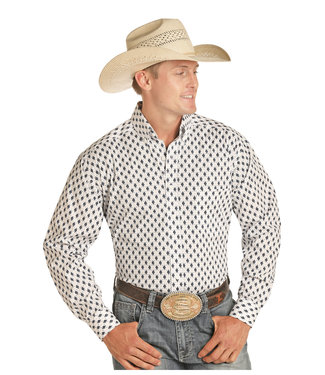 Panhandle Slim Tuf Cooper Performance Button Down