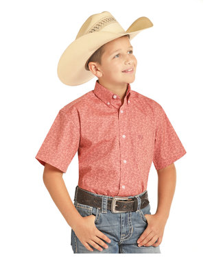 Panhandle Slim BOYS SS BUTTON C1D4769