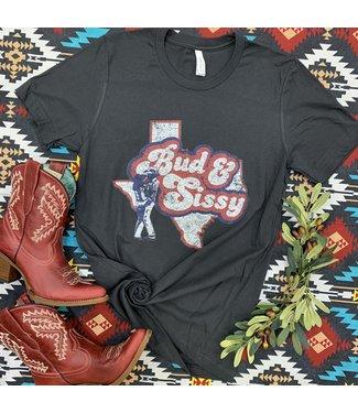 Ranch Swag Bud & Sissy Tee