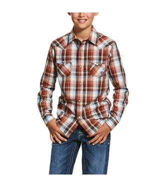 Ariat Intl Boys Jonesboro Retro LS 10030599