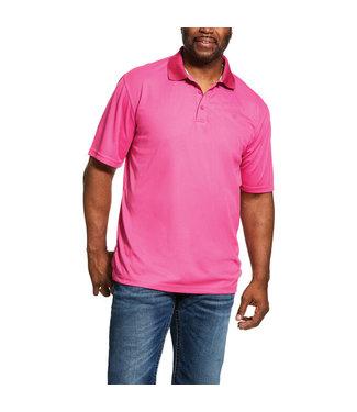 Ariat Intl Tek SS Polo Power Pink 10030787