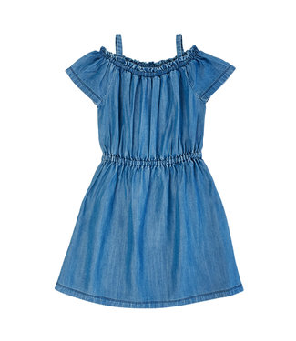 Wrangler Girls Denim Dress GWD685D