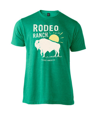 Ali Dee Green Buffalo Tee