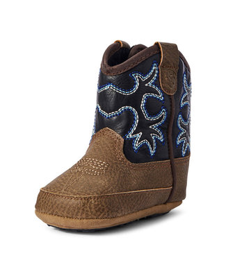 M&F Western Infant Lil' Stompers Warren Boot
