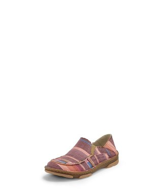 Tony Lama Multi Stripe Serape Moc TLC106L