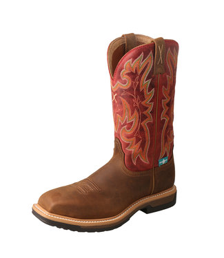 "Twisted X Ladies WLCCW01 11"" Lite Boot Comp Toe"