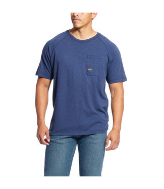 Ariat Intl CottonStrong Tee Navy