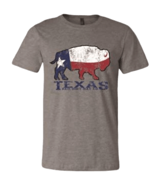 Red Dirt Hat Co Red Dirt Buffalo Tee