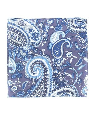 Diamond T Outfitters Wild Rag 33x33 Paisley Blue