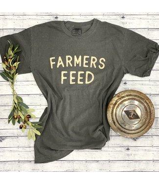 Rosebud's Designs Farmers Feed Tee