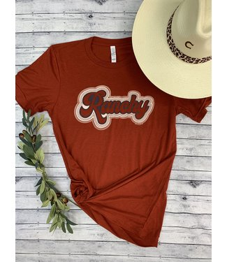 benita cecille The Ranchy Tee