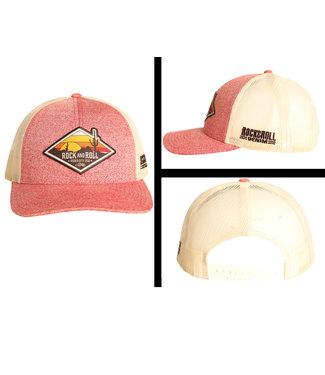 Panhandle Slim Rock & Roll Red Cap BC4852