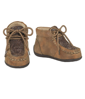 M&F Western Double Barrel Jed Toddler Casual Shoe