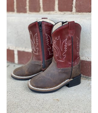 Old West Old West BSI1889 Maroon Infant