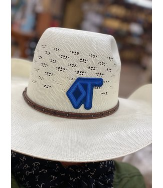 Diamond T Outfitters Blue DTO Brand Patch