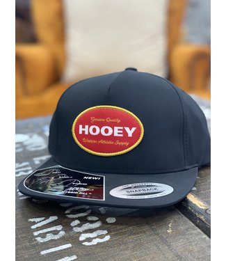 "Hooey YOUTH ""Slater"" Black"