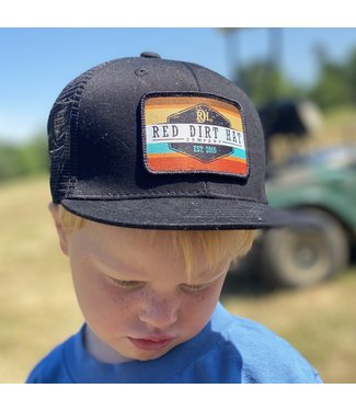 Red Dirt Hat Co Youth Red Dirt Serape Patch Cap RDHCY-17