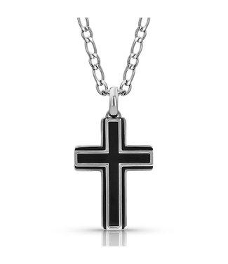 Boldly in Faith Cross Necklace NC3577