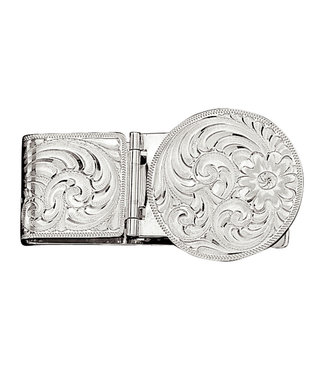 Hing Engraved Money Clip MCL22