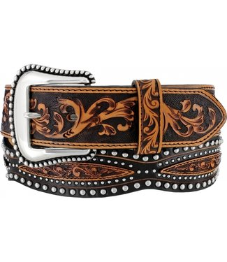 Austin Scallop Belt