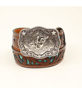 Nocona Nocona Turquoise Inlay with Buckle