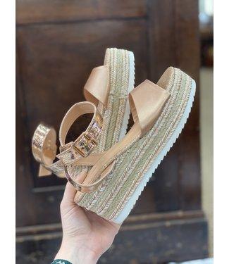 mata Nicole Platform Sandal