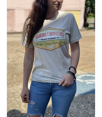 Diamond T Outfitters Blaze Your Own Trail Tee