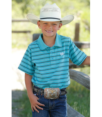 Cinch Boys Cinch Polo MTK7600011