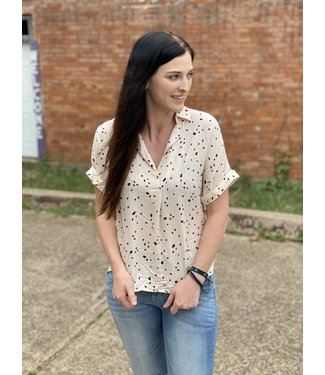 Diamond T Outfitters The Stone Blouse