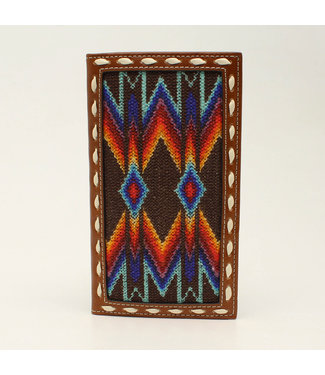 M&F Western Serape Blanket Rodeo Wallet
