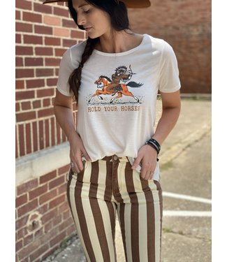 Diamond T Outfitters The Wild Ride Top